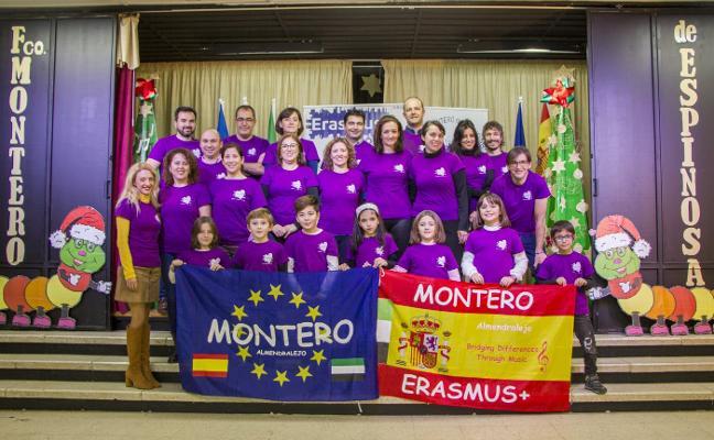El Montero de Espinosa de Almendralejo lleva a Polonia sus enseñanzas musicales
