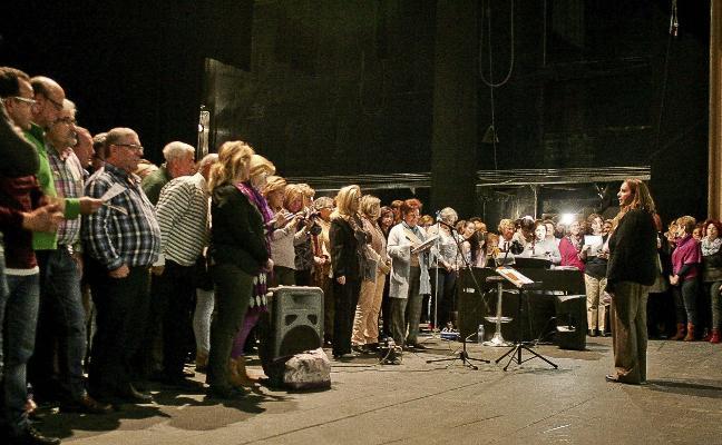 El concierto participativo del Mesías llega el viernes al Palacio de Congresos