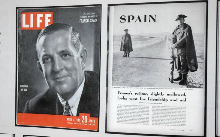 Fotógrafos americanos en España