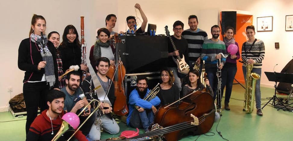 La Filarmónica reúne en un concierto a músicos extremeños en el extranjero