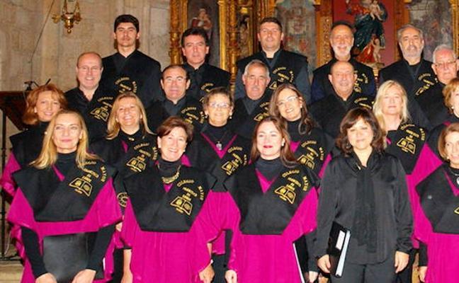 La Coral Francisco de Sande ofrece una velada musical en Aula HOY
