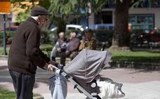 Extremadura registra casi dos mil muertes más que nacimientos en el primer semestre de 2017