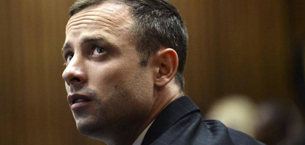 Pistorius, herido durante una pelea en la cárcel