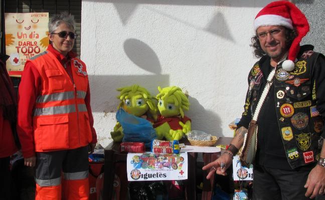 Cruz Roja de Jaraíz reconoce la labor de los voluntarios