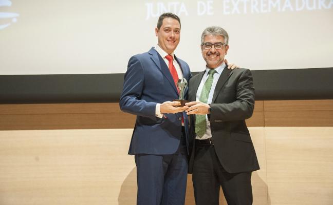 Los Extremadura Exporta premian la trayectoria exterior de Tany Nature