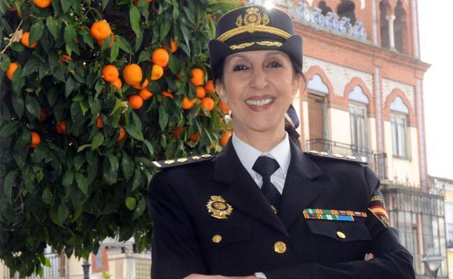 La comisaria de la Policía Nacional de Mérida deja su cargo y se marcha a Madrid