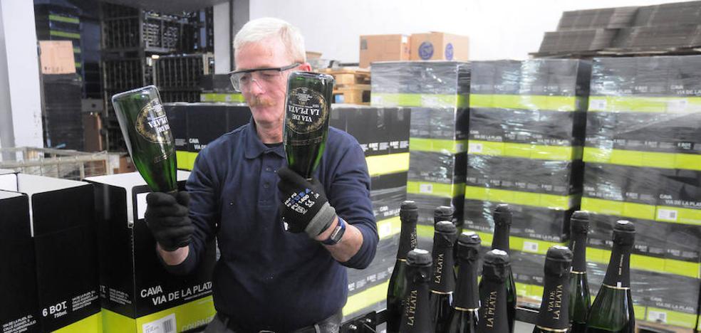 El cava extremeño sigue creciendo y venderá 5,5 millones de botellas