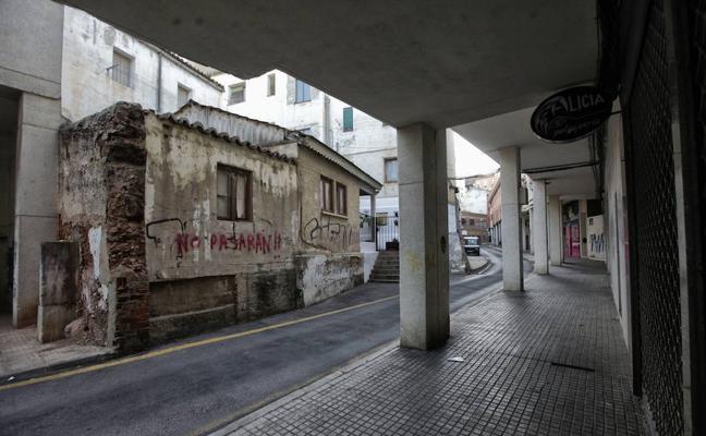 Un restaurante móvil y la revitalización de Hernando de Soto, nuevos proyectos del DUSI