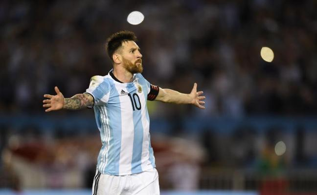 Messi confía en que el fútbol le pague el Mundial que le debe