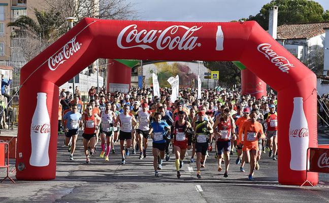 La media maratón de Plasencia mantiene el recorrido y espera superar los 700 corredores
