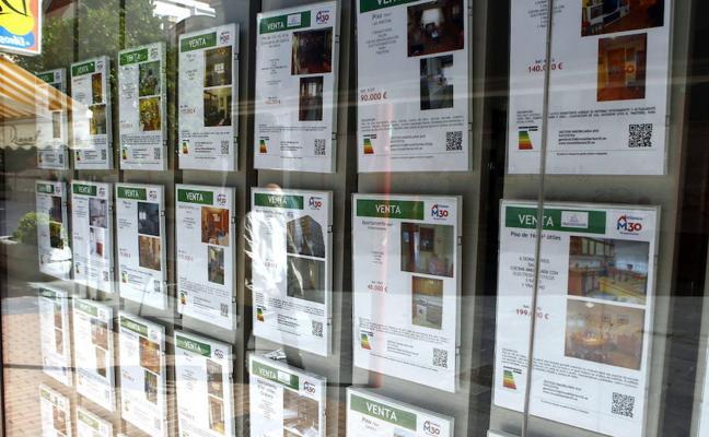 La venta de casas repunta en Extremadura un 13,8% en octubre