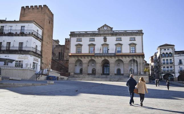 La Junta deniega a Cáceres una ayuda para una acción no subvencionable