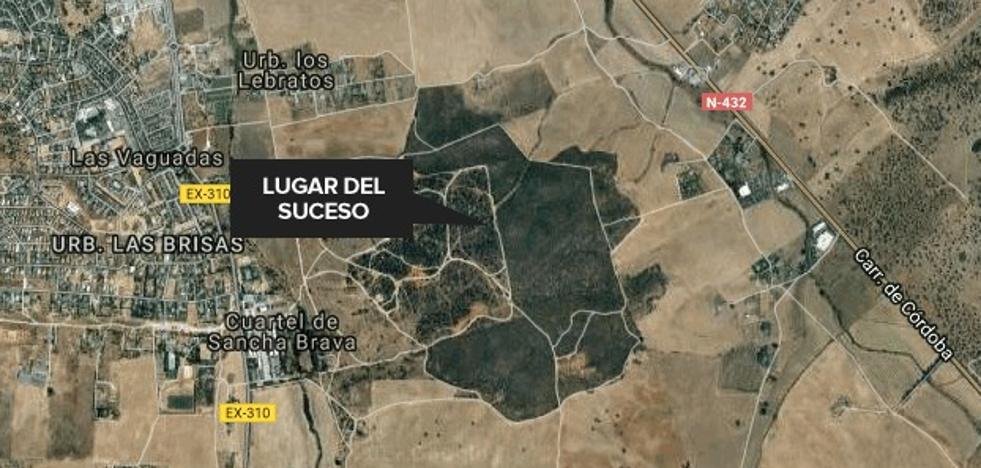 El hombre herido por un disparo mientras corría es un vecino del Cerro de Reyes
