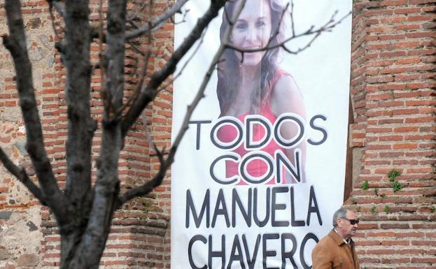 Un juzgado de Zafra tramita la declaración de ausencia de Manuela Chavero