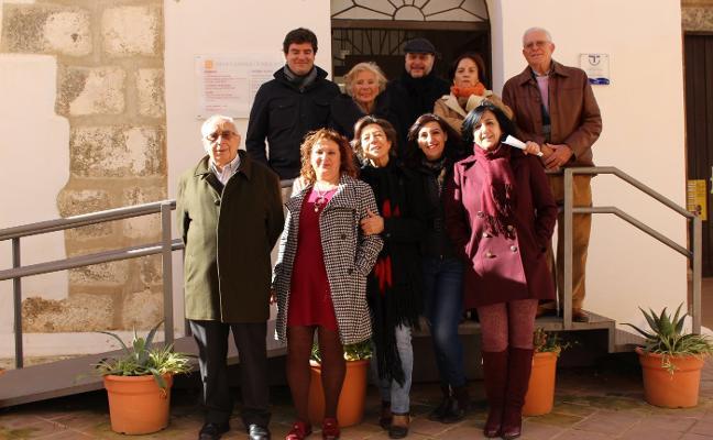 Los voluntarios del Santa Clara, VI Premio Gregorio Ramírez 'Gori'