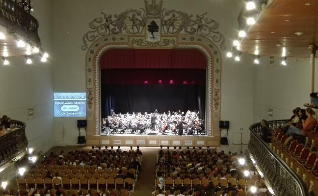 Ocho conciertos completan el ciclo del Conservatorio de Almendralejo