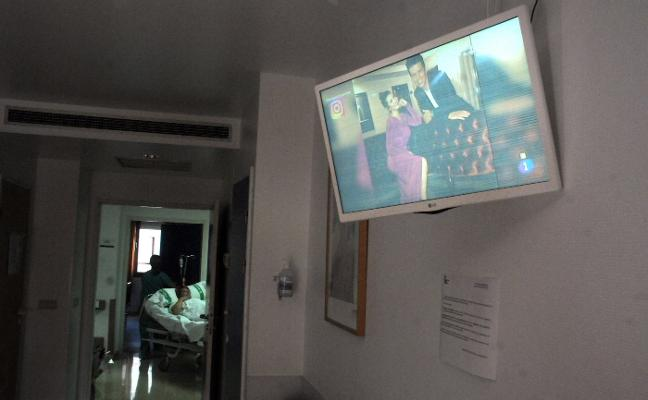 Instalan 168 televisiones en el Hospital de Mérida por la demanda de los pacientes