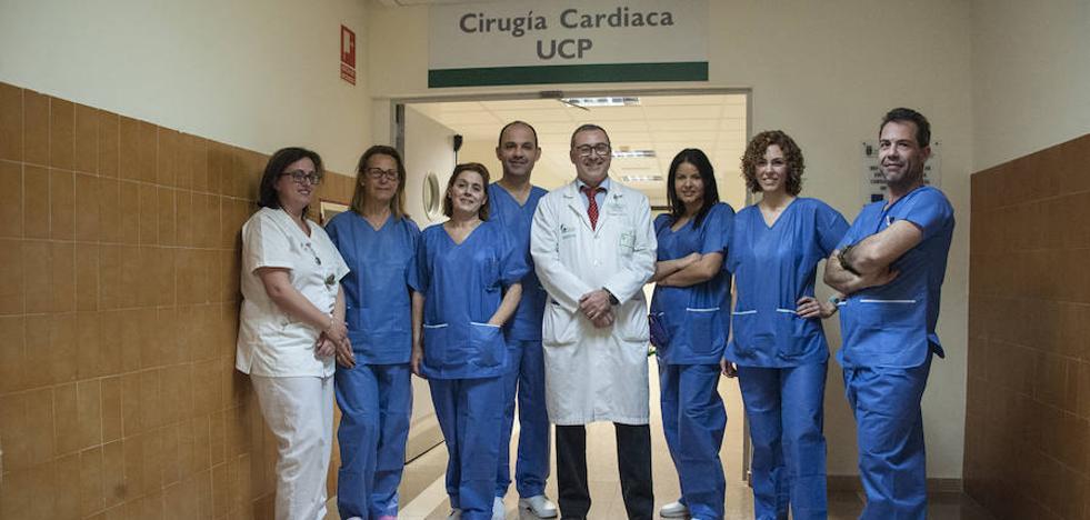 El Infanta es el hospital español que más operaciones coronarias practica