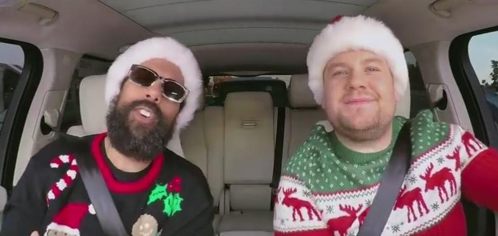 'Carpool' navideño