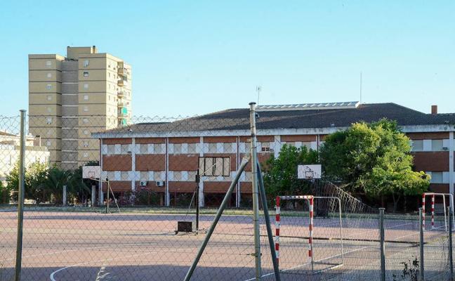 Sale a concurso el proyecto del nuevo aulario y gimnasio del IES San Fernando