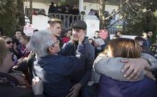 Paralizan por tercera vez un desahucio en Granada porque la hipoteca tuvo cláusula suelo