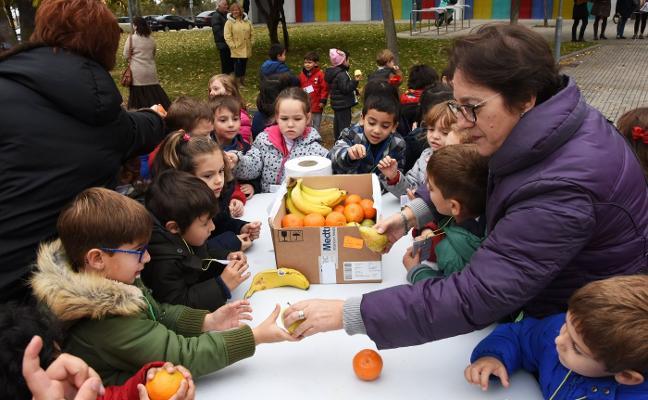 El centro de salud de La Paz de Badajoz enseña a 300 niños a prevenir enfermedades infecciosas