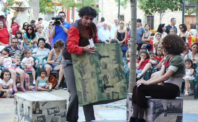 Artistas de circo se unen en una gala en Jarandilla a favor de los refugiados