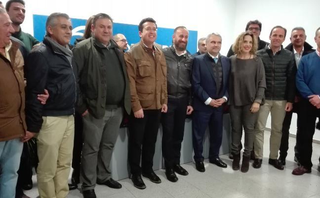 El PP de Almendralejo ya dispone de nueva sede