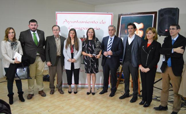 El Premio Bartolomé José Gallardo de Campanario viaja hasta México