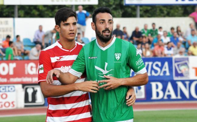 Javi Sánchez: «Podemos cerrar la primera vuelta con un punto menos que el año pasado»