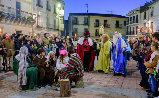 Mañana se representará el belén viviente en la Ciudad Monumental de Coria