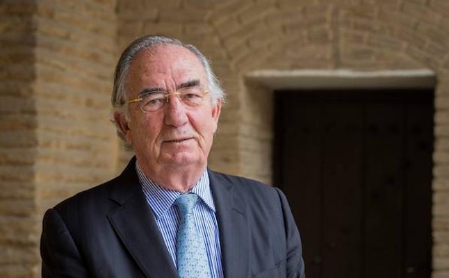 Amado Franco, designado presidente de la Fundación Ibercaja