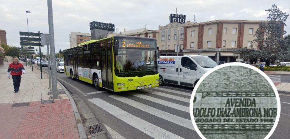 Diputación señala al Ayuntamiento de Badajoz 18 vestigios franquistas