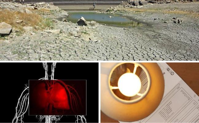 La sequía, en datos