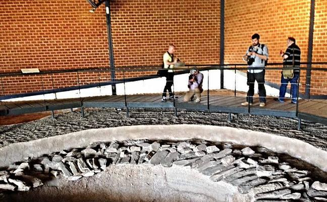 El yacimiento prehistórico Huerta Montero acogerá la llegada del solsticio de invierno