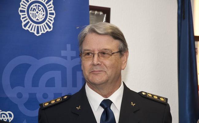 El jefe de la Policía Nacional en Extremadura deja el cargo por jubilación