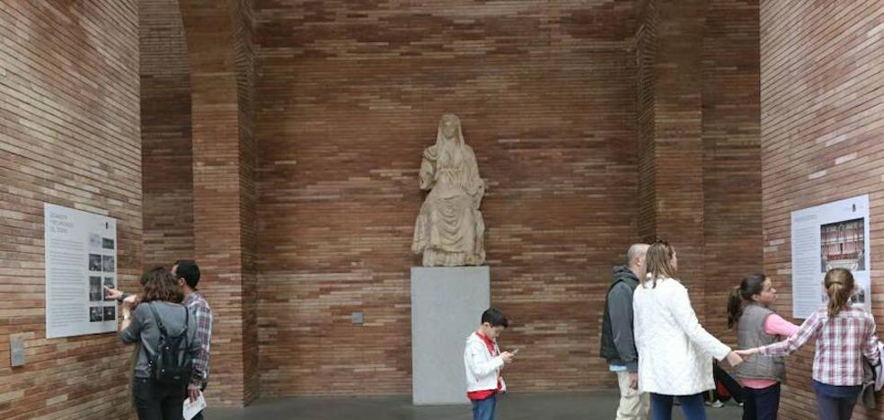 Concierto solidario de Navidad en el Museo Romano