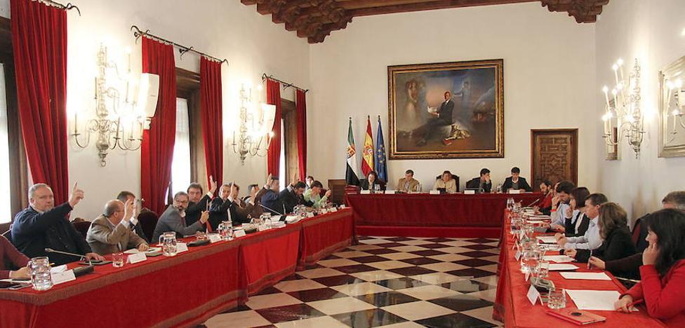 La Diputación de Cáceres sigue la senda