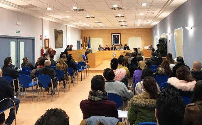 El Consistorio abre el plazo de alegaciones a la lista provisional del Programa de Empleo Social