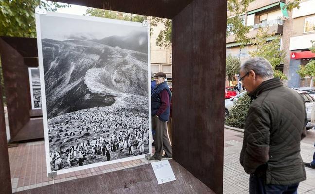 Exposición 'Génesis', de Sebastiao Salgado, en Cánovas