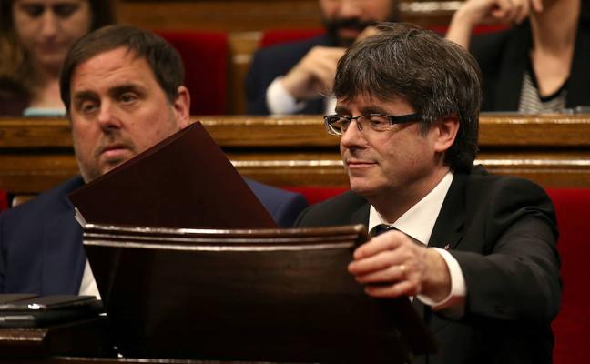 Junqueras dice que Puigdemont avisó de que si se mantenía la DUI habría muertos