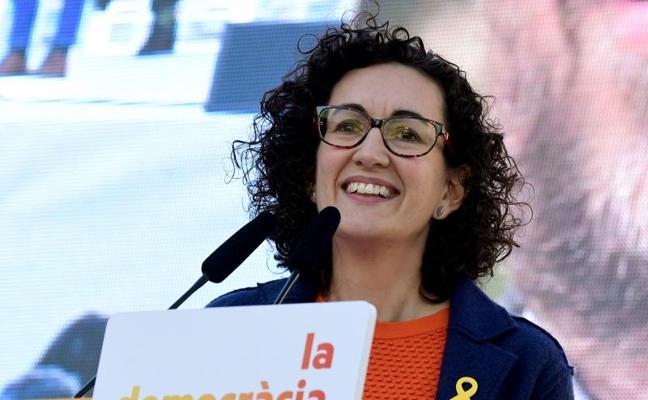 Marta Rovira apela al voto útil para «convertir las urnas en República»