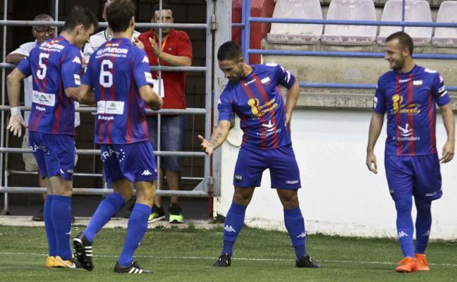 El Extremadura termina el año con goleada a domicilio