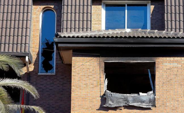 Dos ancianos mueren en Guadalajara al incendiarse su vivienda