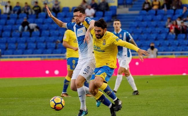 Las Palmas-Espanyol, en directo