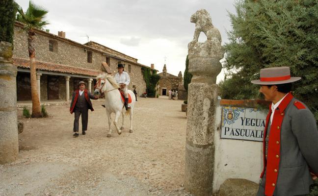 La finca extremeña 'Pascualete', la joya familiar de los Romanones