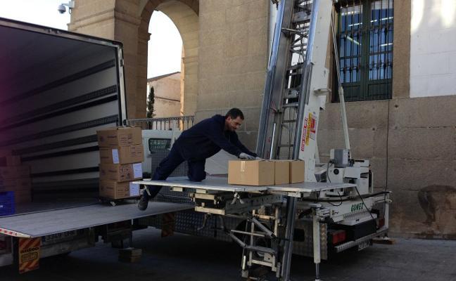 Un archivo en precario en Cáceres
