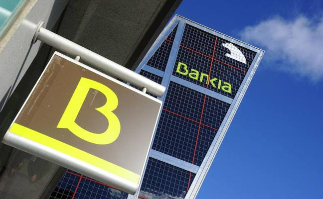 Bankia despedirá al 15% de la plantilla tras integrar a BMN