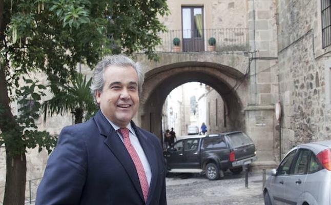 Ignacio Ferrer, elegido decano del Colegio de Notarios de Extremadura