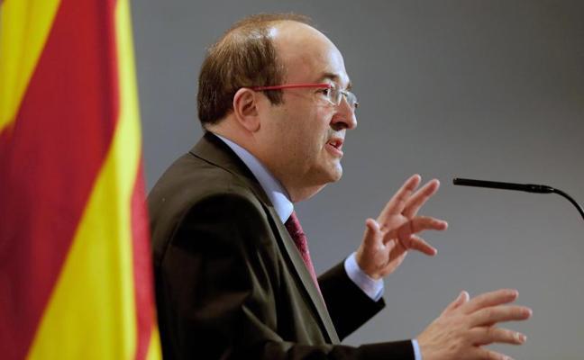 Iceta aspira a ser investido con los votos de Cs, PP y 'comuns'